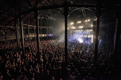 Happy 10th Birthday: Camden's Roundhouse celebrates