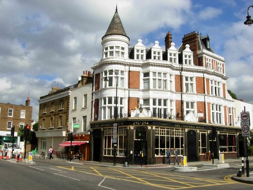 Young professionals: Is Kentish Town top of their work/life list?