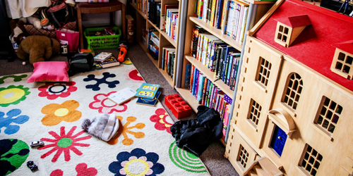 Selling your family home? How to declutter a child's bedroom