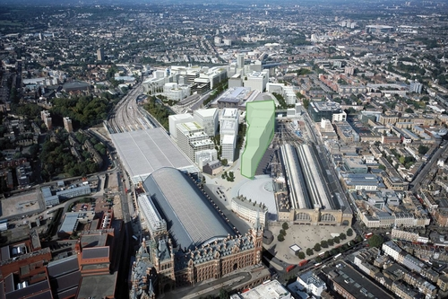 Top of the job rankings: Google to create 3,000 new vacancies in King's Cross