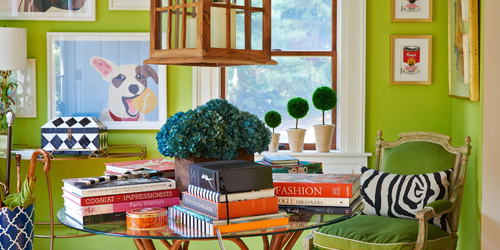 Make potential home buyers green with envy with Pantone's colour of 2017