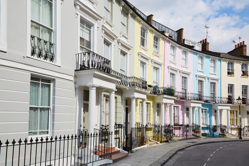 Camden is in top three of best property performers