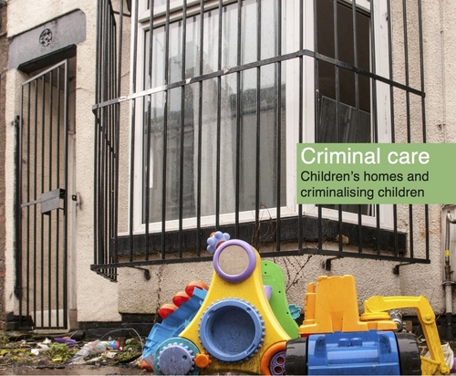 Criminalising children in care: can human rights be enforced in private children's homes?