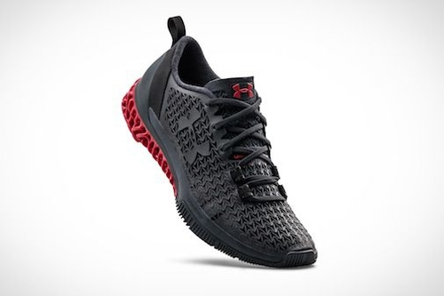 Under Armour Debuts First-Ever 3D-Printed Shoes