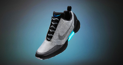 Marty McFly's Back to the Future shoes a reality later this year