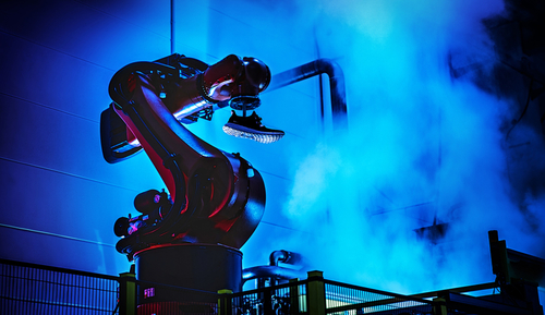 Why Adidas is Turning to Robots in Germany and the U.S.