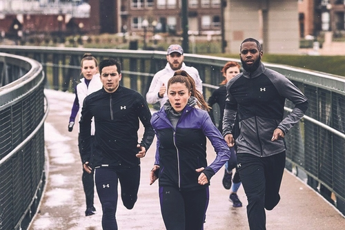 Under Armour prepares for battle in the UK
