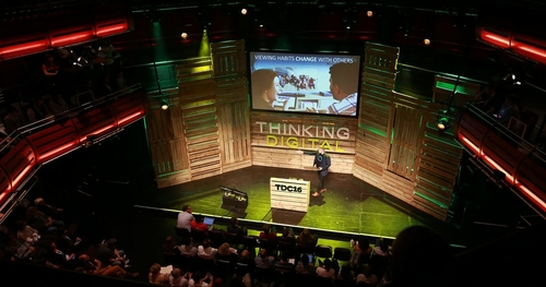 Google's Secrets Are Shared At Thinking Digital Conference
