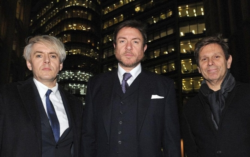Duran Duran Battle Over US Song Rights Case