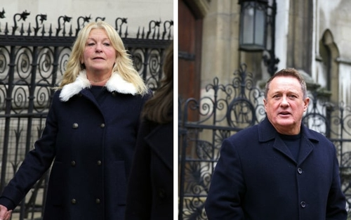 Millionaire's Ex Wife Wins £2.7m Divorce Settlement 10 Years After Split