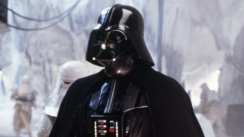 People just want to talk like Darth Vader