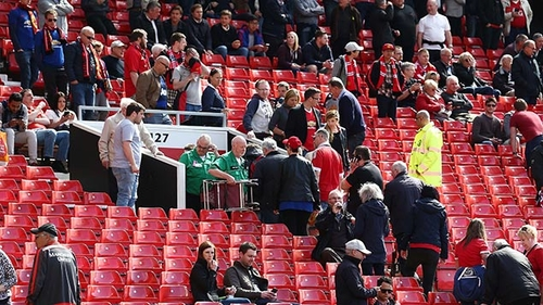 Old Trafford security gaff: Does it justify instant dismissal?
