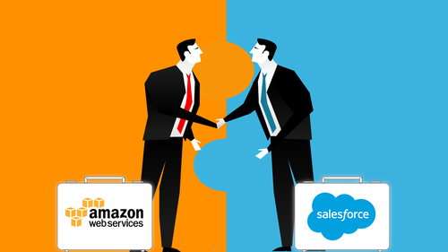 Mastering AWS and Salesforce could make you extremely valuable