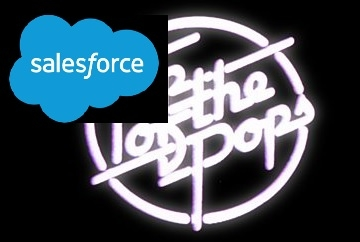 Salesforce are Top of the Pops!