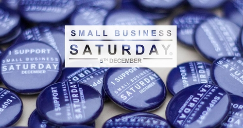 Make every Saturday a Small Business Saturday!