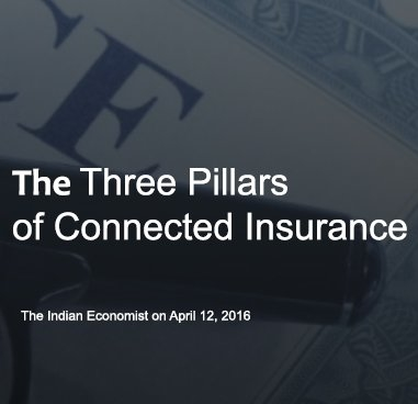 Sensors, connectivity and insurance