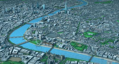 The IoT & 3D Location Intelligence