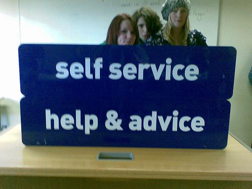 Self-service Analytics in decline?