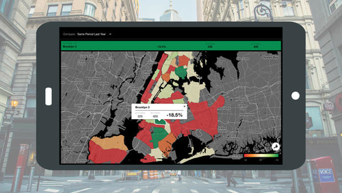 New York City Location Intelligence
