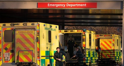 Analytics show A&E Crisis is not an A&E Problem