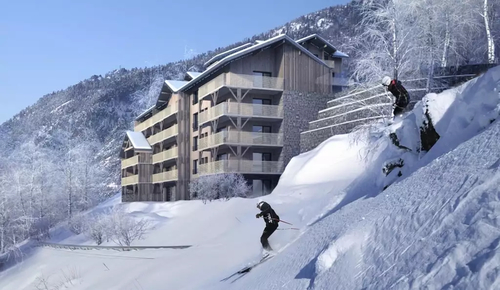 Recent resort upgrades make French ski chalets a sound investment