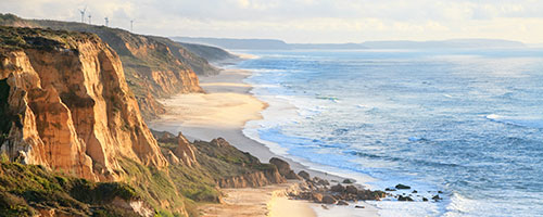 Portugal's Silver coast - perfect if you walk on the wild side