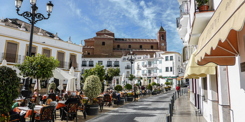 Andalucia in Spain offers romantic quality living at unbelievably low costs