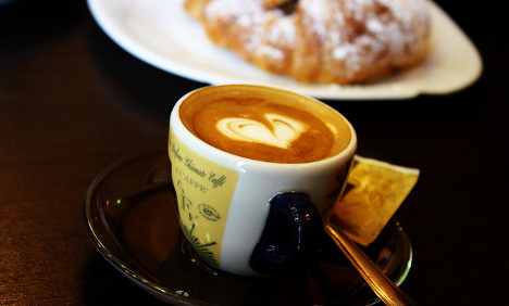 Italian coffee could be all it takes to move you