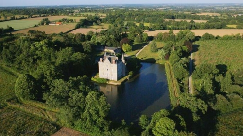 Great Renovations - Life in a French Chateau