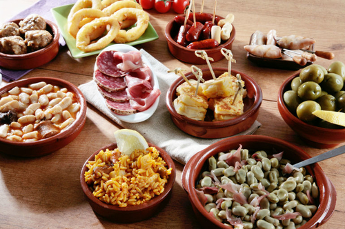 The Way to a Spanish Home is via your Stomach