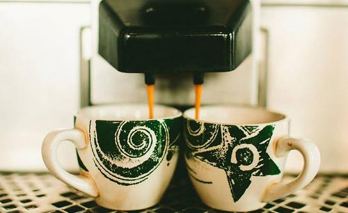 Coffee Heaven in Cyprus