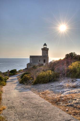 To the lighthouse! Historic coastal properties for sale in Italy