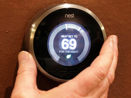 Nest is coming to the home