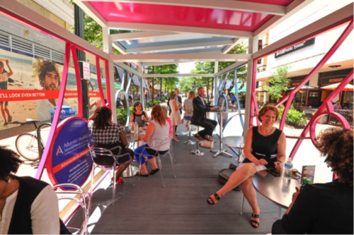 The Outdoor Office is the Latest Innovative Workplace Trend