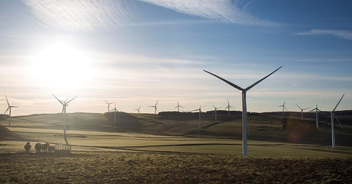 Potential boost for renewables in Scotland...