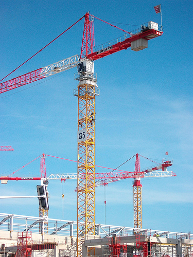 Is there a construction boom coming?
