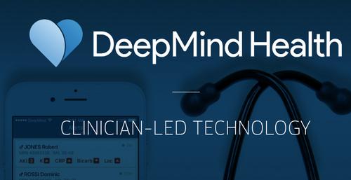 Deep Mind, AI and MediTech