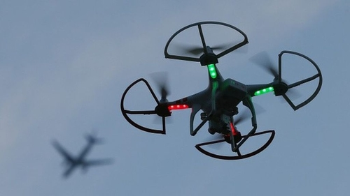 Drone licensing a consultation away?