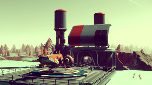 No Man's Sky - or does it belong to Sky plc?