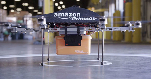 Parachuting parcels - bringing delivery drones a step closer?