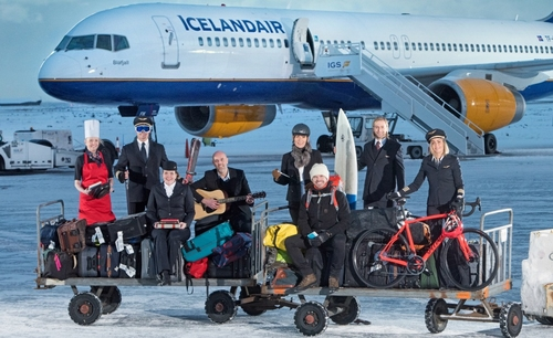 Icelandair's 'Stopover buddy' experiential campaign boosted sales by 30%
