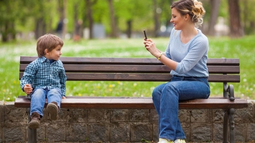 Are we oversharing our children?