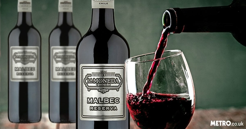 £4 bottle of Malbec is one of the world's best-ratedwines