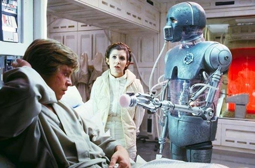 Star Wars and the role of technology in healthcare