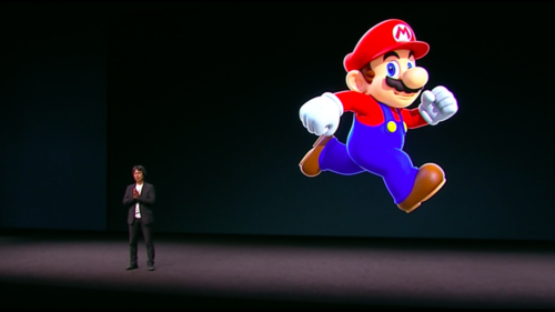 Super Mario for iPhone; do Nintendo know how to do Free to Play?