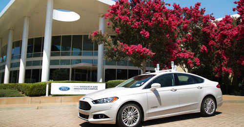 Ford acquires SAIPS to enhance their driverless car initiative