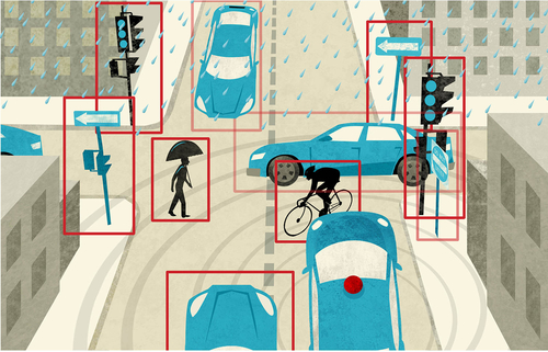 Ethics questions as self-driving vehicles evolve