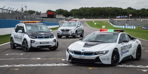 BMW announces plans to enter the all-electric Formula E in season 5
