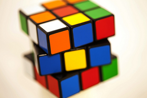 What has solving a Rubik's cube got to do with self-driving cars?