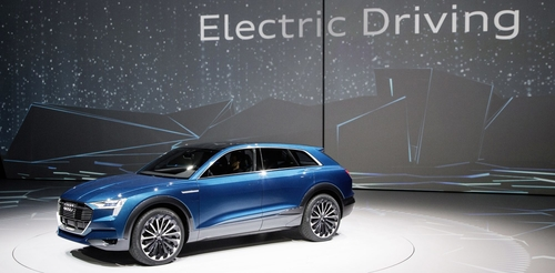 The Premium Electric Vehicles are coming